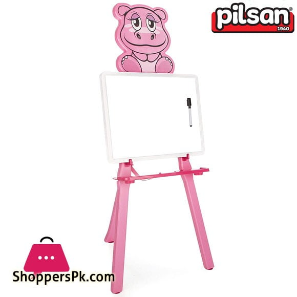Pilsan Hippo Drawing Eassel Board Turkey Made 03-428
