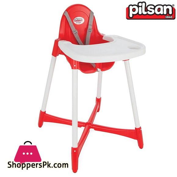 Pilsan Practical Feeding Chair High Chair Turkey Made 07-504
