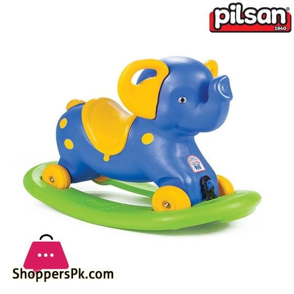 Pilsan Rocking Elephant Turkey Made 07-523