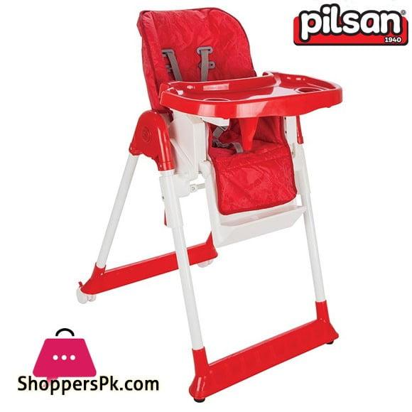 Pilsan Super Baby HIgh Chair Turkey Made 07-517