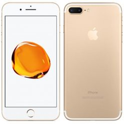 Apple iPhone 7 Plus (128GB, Gold) American Used Stock - PTA Approved