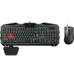 Bloody B2100 Blazing Gaming Wired Keyboard + Mouse-in-Pakistan