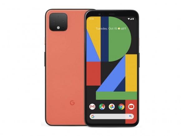 Google Pixel 4 (4G, 6GB RAM, 64GB ROM, Orange) Non-PTA