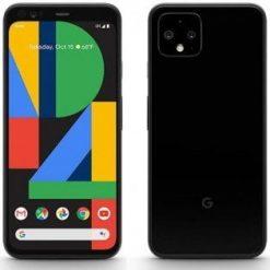 Google Pixel 4XL (4G, 6GB RAM, 128GB ROM,Black) - Non PTA