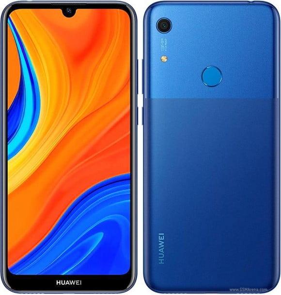 HUAWEI Y6s Dual Sim (4G, 3GB, 64GB,Orchid Blue) With Official Warranty
