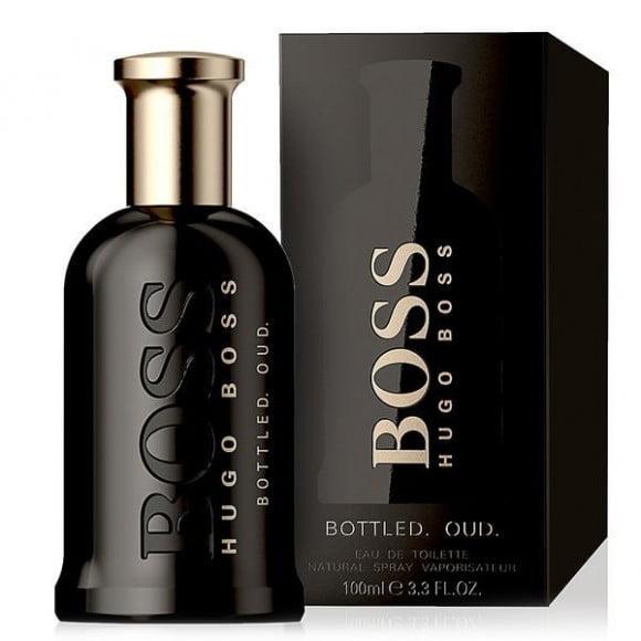 Boss Bottled Oud by Hugo Boss 100ml EDP