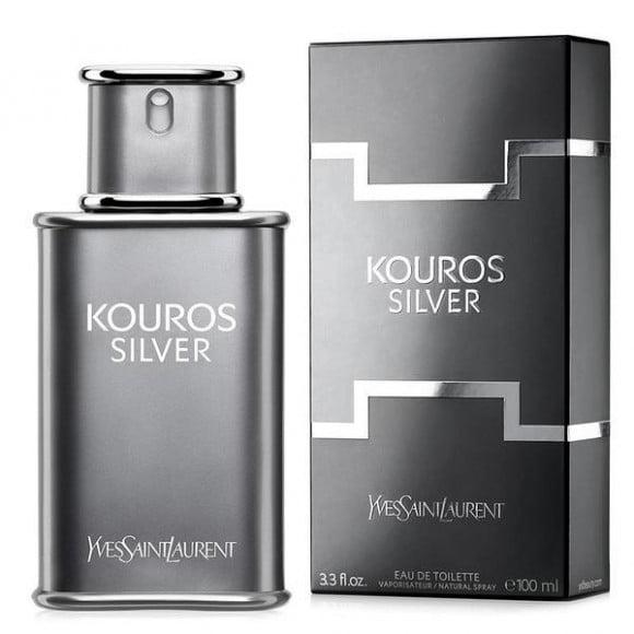 Kouros Silver by Yves Saint Laurent 100ml EDT