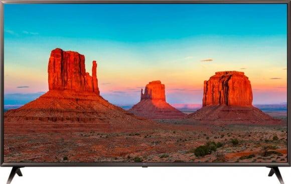 LG 65UK6300 – 65 Ultra HD 4K LED TV