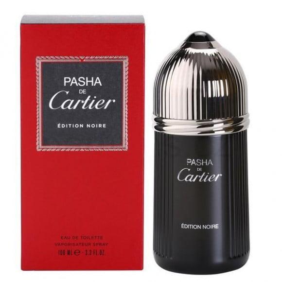 Pasha Edition Noire by Cartier 100ml EDT