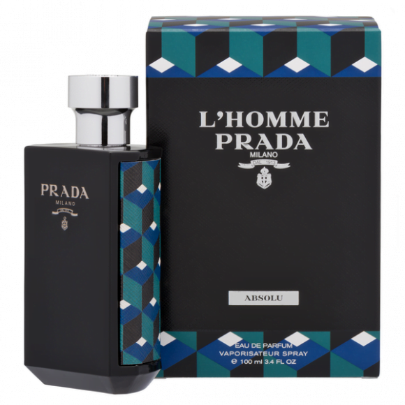 L'Homme Prada Absolu by Prada 100ml EDP