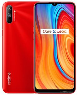 Realme C3 Dual Sim (4G, 3GB, 32GB,Blazing Red) With Official Warranty
