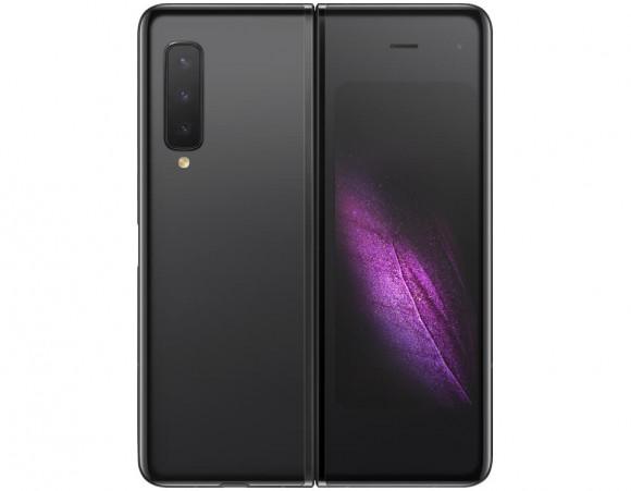 Samsung Galaxy Fold (5G, 12GB RAM, 512 GB ROM,Cosmos Black) - Non PTA