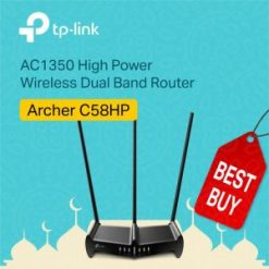 Tplink TL-Archer C58HP Router AC1350-in-Pakistan