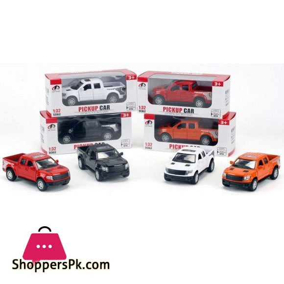 Alloy Toy Metal Pickup Truck Model Car Toy