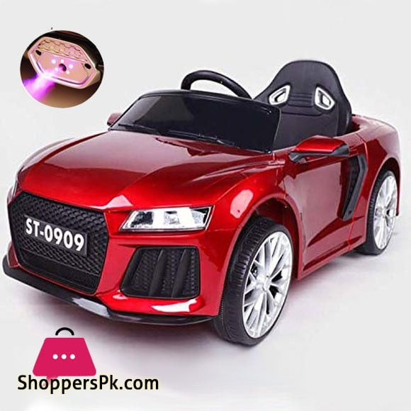 Battery Operated Hybrid Sports Kids Electric Rechargeable Ride on Car with Remote ST-09090
