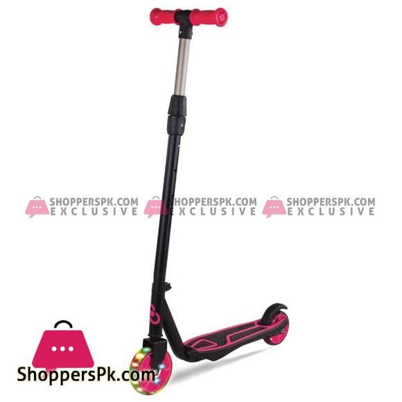 Cool Wheels 2 Wheel Light Scooter Pink 5+ Turkey Made FR58949