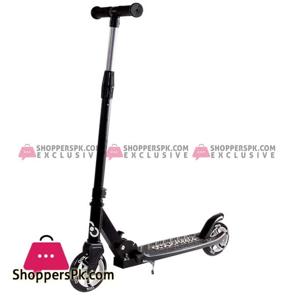 Cool Wheels Rock 8+ Foldable Scooter Grey Turkey Made FR58369