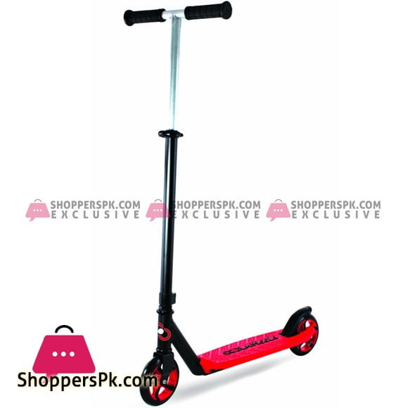 Cool Wheels Rock 8+ Foldable Scooter Red Turkey Made FR58376