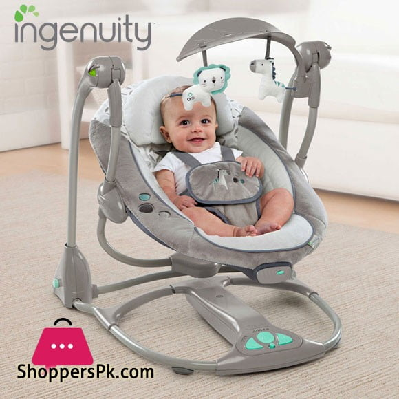 Ingenuity ConvertMe Swing 2 Seat 10037
