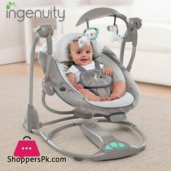 Buy Ingenuity ConvertMe Swing 2 Seat 10037 at Best Price ...
