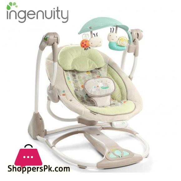 Ingenuity ConvertMe Swing 2 Seat 60198