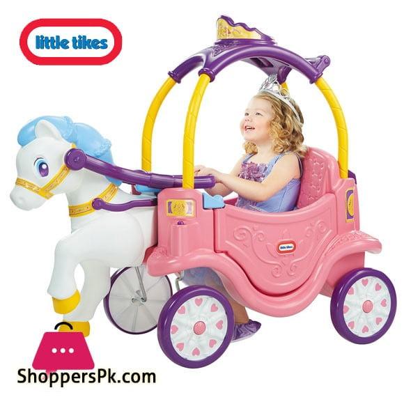 Little Tikes Princess Horse Carriage
