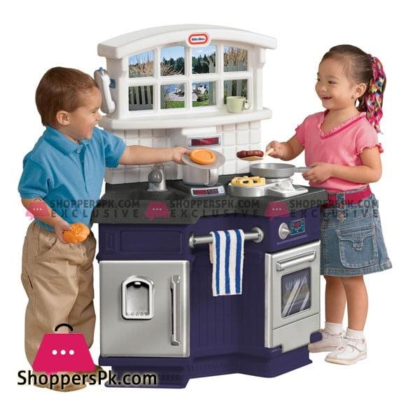 Little Tikes Side By Side Kitchen LT171499E13