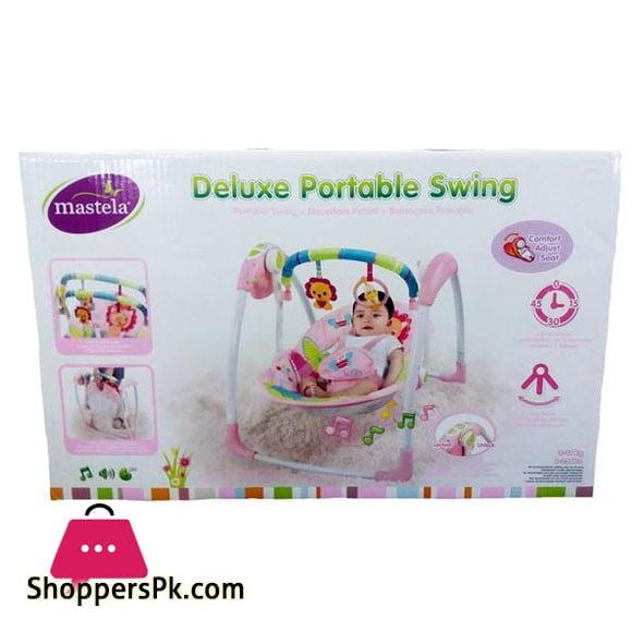 Mastela Deluxe Portable Swing 6519