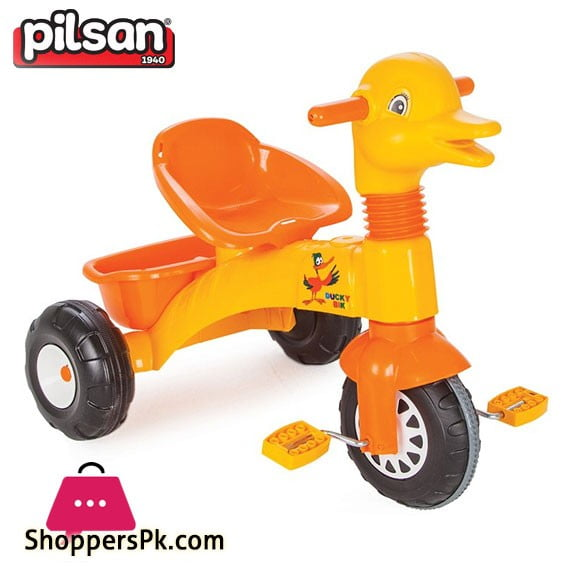 Pilsan Duck Tricycle Turkey Made 07-147