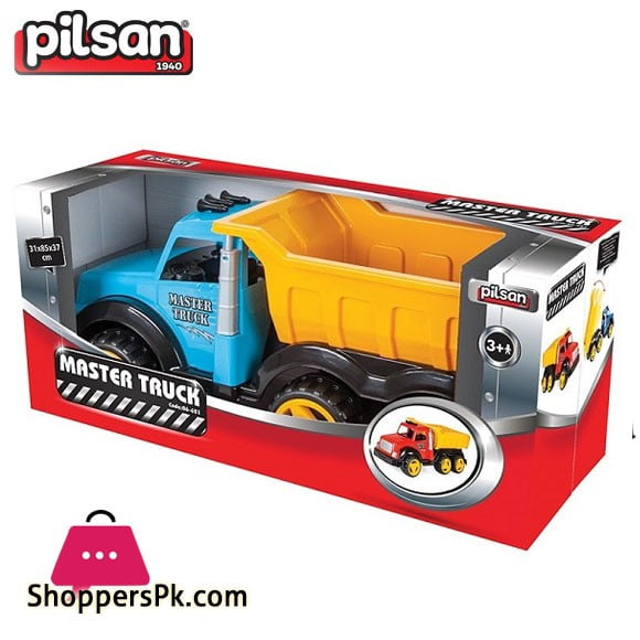 Pilsan Master Friction Truck Turkey Made 84CM 06-621