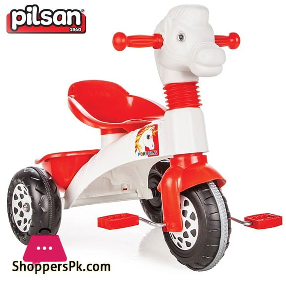 Pilsan Pony Tricycle Turkey Made 07-146