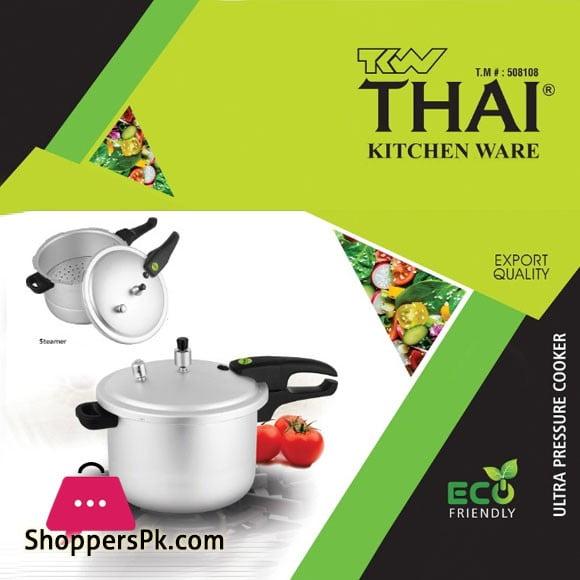 THAI Steamer Cooker 11 - Liter