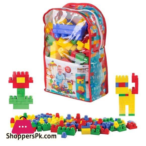 Turkey Made Maxi 102 Piece Lego Set FR58598