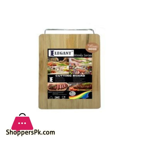 ELEGANT Wood Cutting Board Medium - EH0032