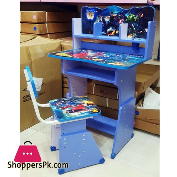 High Quality Kids Study Table Full Wood CXX