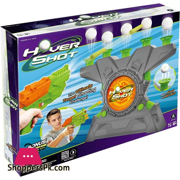 Hover Shot Toy