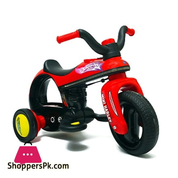 Kids Trike Mini Harley Ride on 3 Wheel 6V Bike 401