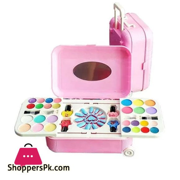 Makeup Fashion and Nail Art Toy Children Make Up Tools Nice Suitable For Baby Gifts