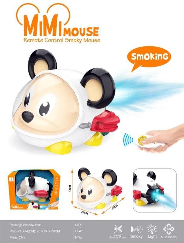 Mimi Mouse Remote Control Smoky Mouse