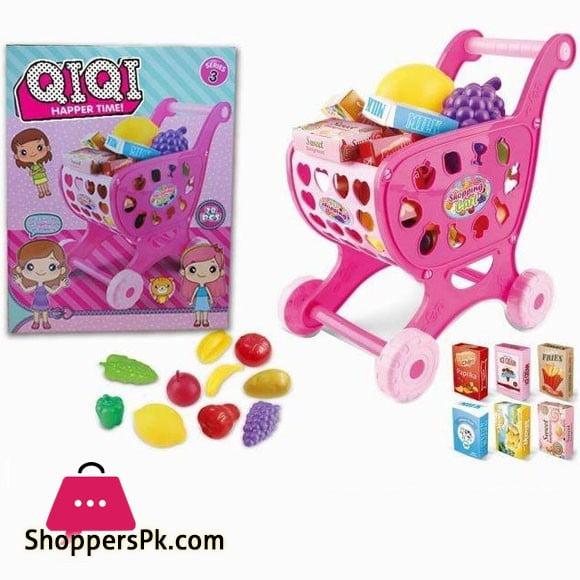 QIQI Toy Kids Shopping Cart