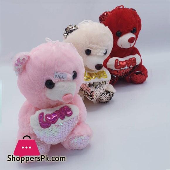 Stuff Soft Shine Bear 18CM - 1Pcs