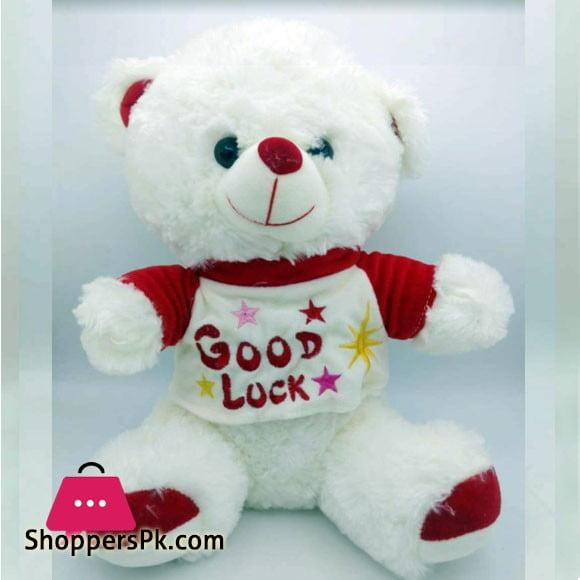 Stuff Teddy Bear Good Luck 30CM