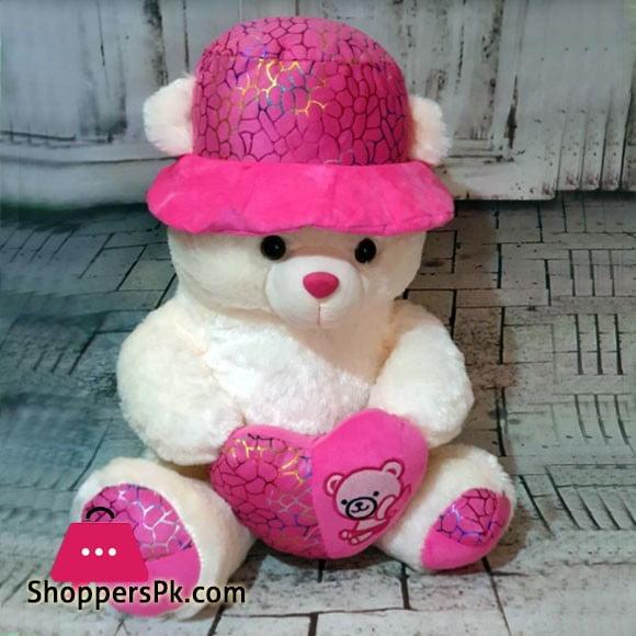 Stuff Teddy Bear Pink 17 Inch TBP2CP