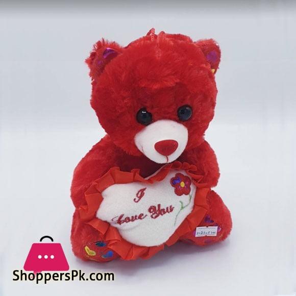 Stuffed Teddy Bear - 18cm