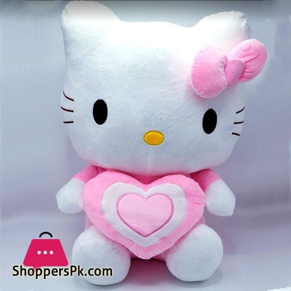 Stuffed Toy Hello Kitty Stuff Plush Toy For Kids - 110cm