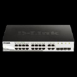 D-Link DGS-1210 20-Port Gigabit Smart Managed Switch (On Order)-in-Pakistan
