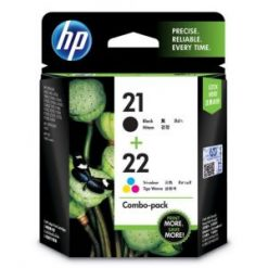 HP Ink Cartridge 21/22 Combo Pack-in-Pakistan