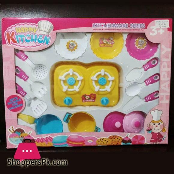 Happy Toy Kitchen Set 635-2