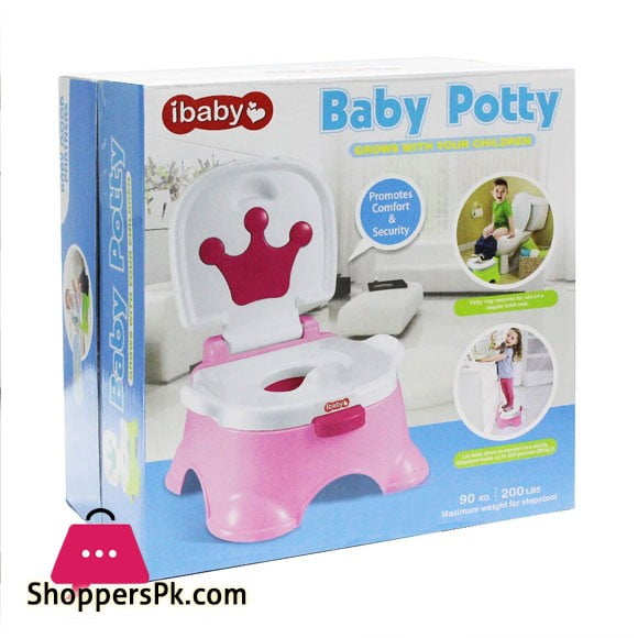 IBaby Baby Potty Grows With Your Children (+6 Months )