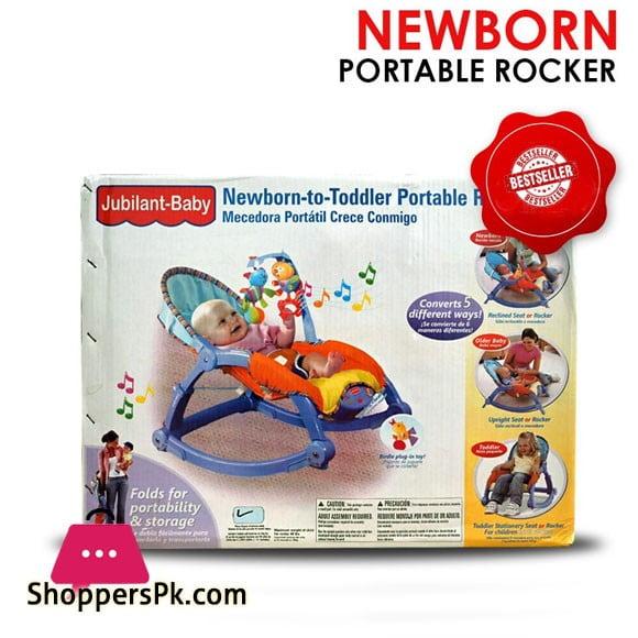 Jubilant Baby Portable Baby Rocker